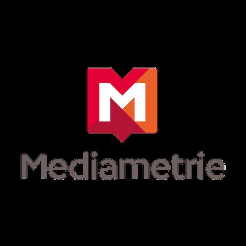 Logo Médiamétrie